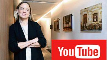 'El éxito de YouTube radica en que todos caben': CEO