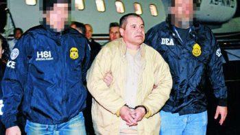 Capturados en EU, 18 allegados a 'El Chapo'