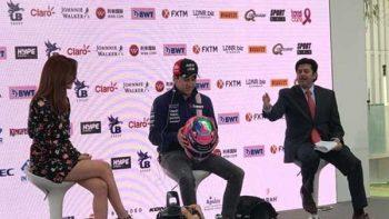 Gran Premio hace olvidar lo negativo de México: 'Checo'