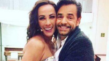 'Te extraño tejón de coladera', dice Consuelo Duval a Derbez