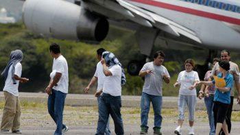 Advierten que gobierno de Trump podría expulsar a 57 mil hondureños