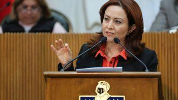 Diputada exige ejercer recursos en seguridad en Nuevo León