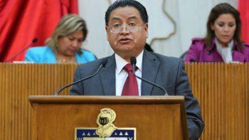 Arellano propone crear Comisión de Prevención y Protección Civil