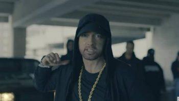 Eminem se lanza contra Donald Trump