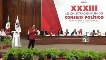 PRI dará batalla por la jefatura de Gobierno en CDMX: Eruviel Ávila