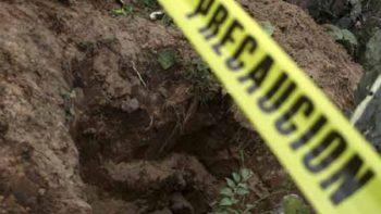Hallan fosa clandestina con 5 cadáveres en Reynosa