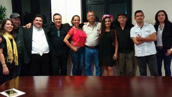 Ofrecen su arte en 'Folklore por México'