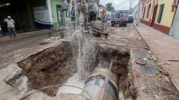 Denunciarán a Ayuntamiento de Mérida por fugas de agua