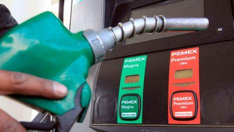Llega a 20 pesos el litro de gasolina Premium