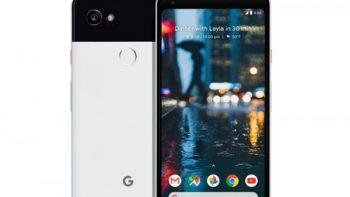 Google presenta los nuevos Pixel 2 y Pixel XL