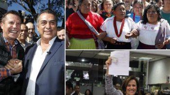 Cierre INE con 85 solicitudes de independientes para presidencia