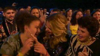 La hija de Lucero celebra triunfo de su madre en Premios Bandamax