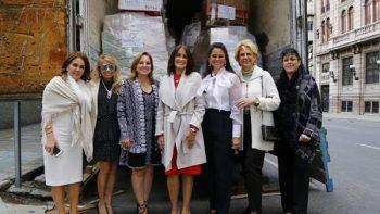 MAEPEC envía 20 toneladas más de ayuda a Morelos