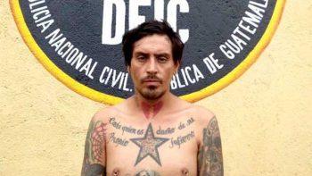 Guatemala expulsa a 'El Matanovias' y lo entrega a México