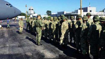 Coinciden que Ejército debe regresar gradualmente a sus funciones
