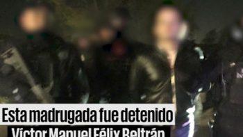 Cae en Santa Fe supuesto operador financiero de 'El Chapo' Guzmán