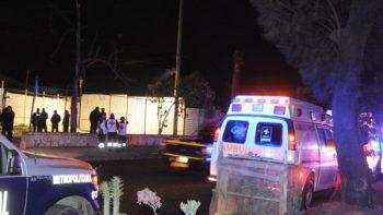 Una mujer y dos niños resultan heridos por explosión en Pijijiapan