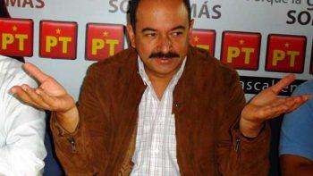 Detención de Quiroz es 'persecución política' por apoyar a AMLO: PT