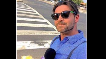 Reportero agredido por Eduardo Yáñez agradece apoyo