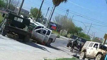 Continúan situaciones de riesgo en Reynosa