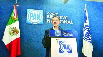 Es 'una nueva mentira', responde Anaya a Calderón sobre publicidad