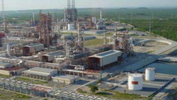 Avanzan trabajos de rehabilitación en refinería de Salina Cruz: Pemex