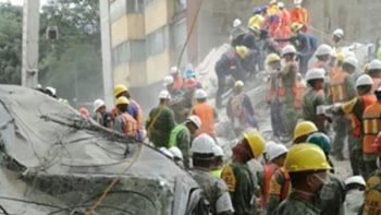Fundación Rockefeller donó 750 mil dólares a CDMX por sismo