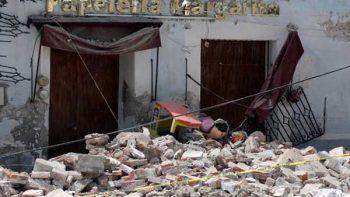 Reconstrucción por sismos costará 48 mil mdp: Peña