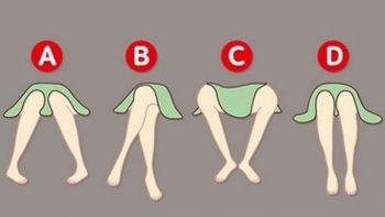 Tus piernas revelan tu personalidad