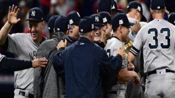 Yankees desvanece el espíritu de Indians y obtiene su pase