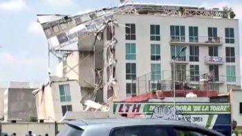 Demolición en Zapata 56 podría tardar hasta un mes