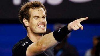 Andy Murray se burla de Trump