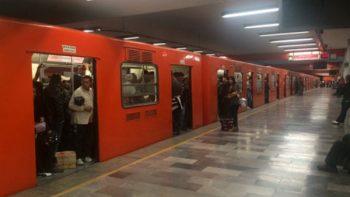 Asaltan a 40 usuarios del Metro en la CDMX