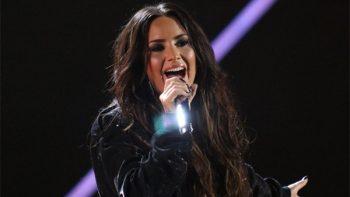 Demi Lovato emocionó a fans pero no recogió su Premio Telehit