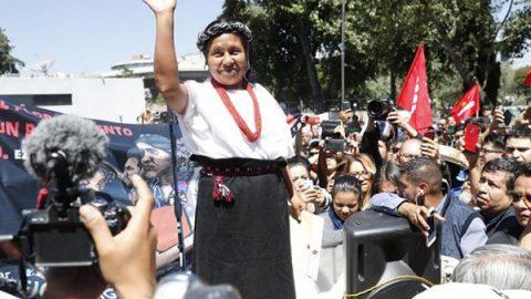 Sostendrá 'Marichuy' encuentro en la Universidad Iberoamericana