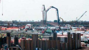 SCT descarta concesión del NAICM durante su construcción