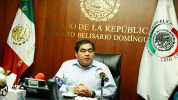 Barbosa pide a SCJN no dejarse presionar por Ley de Seguridad