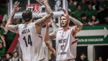 Los 12 guerreros de basquetbol frenan a Cuba