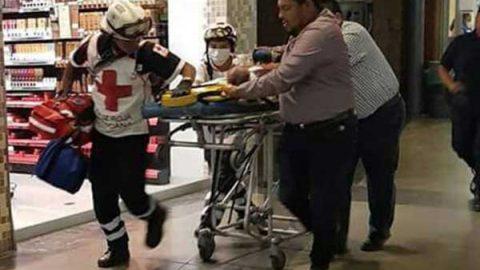 Fallece bebé tras caída accidental en tienda departamental