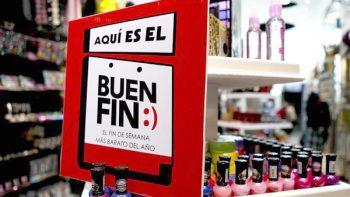 Confianza del consumidor logra Buen Fin en noviembre