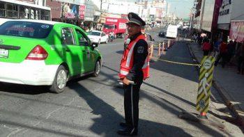 Refuerzan policías vigilancia en zonas comerciales por 'El Buen Fin'