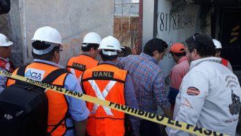 Realizan peritaje en la Antigua para descartar zonas de riesgo