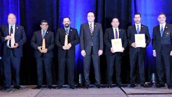Policía de Guanajuato gana premio internacional