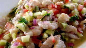 Ceviche de camarón en Sinaloa busca romper Récord Guinness