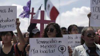 Marchan en los estados para exigir alto a violencia contra mujeres
