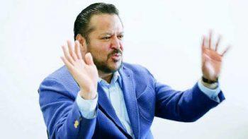 PRI y gobierno rompen con paz democrática: Fernando Herrera