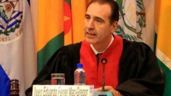 Mexicano es electo presidente de la Corte Interamericana de DH