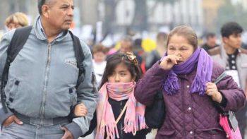 Secretario de Educación reitera que no se suspenden clases por frente frío