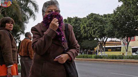 Yucatán registra temperaturas de 8 grados