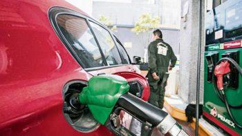 Cae producción de gasolina 42.6%